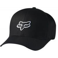 Fox Legacy Flexfit black baseball čepice - XS-S