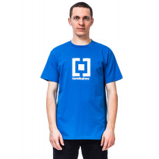 Horsefeathers BASE IMPERIAL BLUE pánské tričko s krátkým rukávem - XL