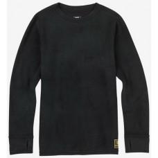 Burton YOUTH FLEECE SET TRUE BLACK dětské thermo prádlo - XL