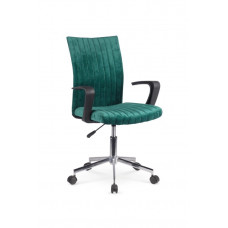 Dětská židle Doral smaragdová - HALMAR