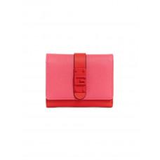GUESS peněženka Nerea Small Trifold Wallet red multi vel.