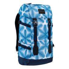 Burton TINDER 2.0 BLUE DAILOLA SHIBORI studentský batoh - 30L