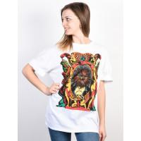 Volcom Stone Splif white dámské tričko s krátkým rukávem - M