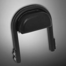 Samostatná opěrka spolujezdce Highway Hawk LOW BACKREST, černá (1ks) - Černá