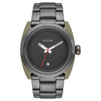 Nixon KINGPIN SAGEGUNMETAL pánské hodinky analogové