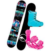 Trans LTD 2 dámský snowboardový set