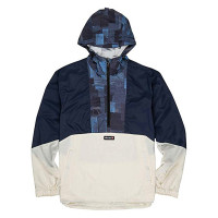 Element ALDER TOKYO POP off white jarní bunda pánská - XL
