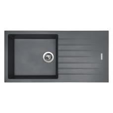 Sinks Kuchyňský dřez Perfecto 1000 Titanium