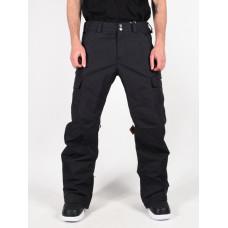 Burton CARGO TRUE BLACK pánské kalhoty na snb - L