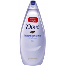 Dove Talco Caring Bath 700ml