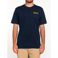 Element HENKE ECLIPSE NAVY pánské tričko s krátkým rukávem - L