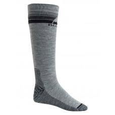 Burton EMBLEM Gray Heather kompresní ponožky - M