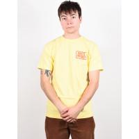 Antihero RESERVE BANANA/RED pánské tričko s krátkým rukávem - XL