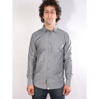 Altamont ALASS 2 black pánská košile dlouhý rukáv - S