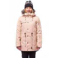 ROJO TASK CAMEO ROSE zimní bunda dámská - L