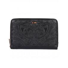 Roxy BCK IN BROOKLYN ANTHRACITE luxusní dámská peněženka