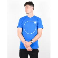 Picture Simpo blue pánské tričko s krátkým rukávem - L