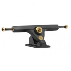 Longboard trucky CALIBER II 184mm 50° Satin Smoke
