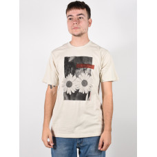 Rip Curl GD/BD BONE pánské tričko s krátkým rukávem - M
