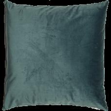 Dekorační polštář petrolejový 65 x 65 cm