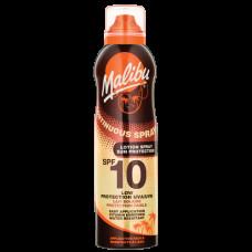 Malibu Continuous Spray SPF 10 175ml