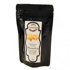 Ochucená káva karamel 75g