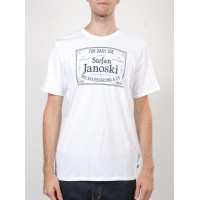 Nike SB JANOSKI LABEL 100 pánské tričko s krátkým rukávem - XL