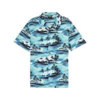 Billabong VACAY AQUA pánská košile krátký rukáv - XL