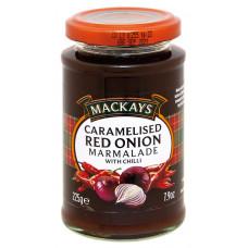 Mackays Karamelizovaná cibulka s chilli 225g