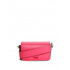 GUESS kabelka Picnic Faux-leather Mini Shoulder Bag pink vel.