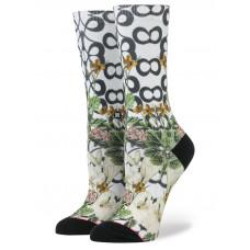 Stance LATTICE WALL GREY moderní barevné dámské ponožky
