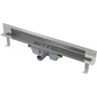 Alcaplast APZ5-TWIN-850 podlahový žlab do zdi-pro obkladkout min. 900mm SPA (APZ5-TWIN-850)