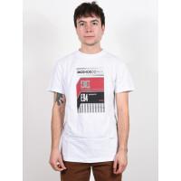 Dc HOME VIDEO SNOW WHITE pánské tričko s krátkým rukávem - M