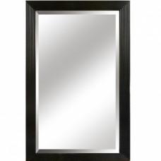 Zrcadlo MALKIA TYP 1 černá - TempoKondela