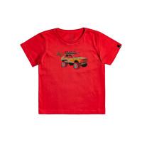 Quiksilver VERY ROOTSY AMERICAN RED dětské tričko s krátkým rukávem - 7