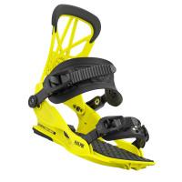 Union Flite Pro Hazard Yellow pánské vázání na snowboard - M