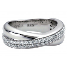 Prsten Esprit ES-Purity Glam ESRG91722A Velikost prstenu: 56
