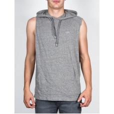 RVCA COMPOUND GRAY NOISE pánské tričko s krátkým rukávem - L