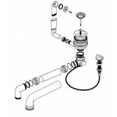 Sinks excentrické ovládání typ: jednodřez solo