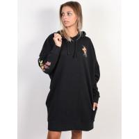Billabong PRETTY RELAX black společenské šaty krátké - XS