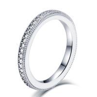 OLIVIE Stříbrný prstýnek AMAZING 4703 Velikost prstenů: 6 (EU: 51 - 53)