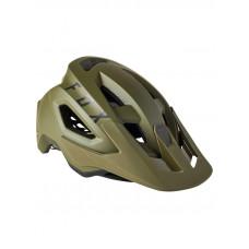 Fox Speedframe Mips Olive Green cyklistická přilba - M