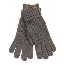 Billabong BROOKLYN DARK GREY HEATHER pánské prstové rukavice