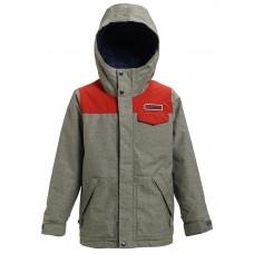 Burton DUGOUT HTRBOG/BITTER dětská zimní bunda - L