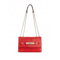 GUESS kabelka Cherie Convertible Crossbody červená vel.