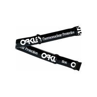 Oakley TNP FACTORY BLACK/GREY pánský textilní opasek