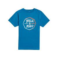 Billabong OCTO BAY BLUE dětské tričko s krátkým rukávem - 16