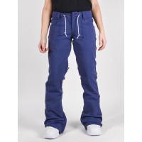 Dc VIVA BIO WASH BLUE RIBBON zateplené kalhoty dámské - S