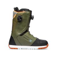 Dc CONTROL olive camo pánské boty na snowboard - 44,5EUR