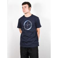 Billabong FULL ROTATOR NAVY pánské tričko s krátkým rukávem - L